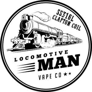 locomotive man CLAPTON cOIL